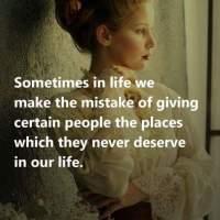Life ...